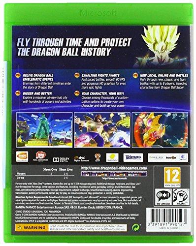 Dragonball Xenoverse 2 (Xbox One) - Buy Online in KSA