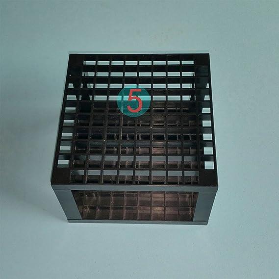 ULTNICE Porta-lápices Organizador de cepillo Soporte de pluma para marcadores de dibujo Pinceles 96 agujeros: Amazon.es: Hogar