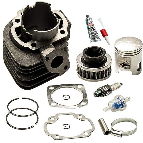 Amazon com: Cylinder Piston Gasket Top End Kits for Polaris