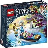 LEGO - 41181 - Elves - Jeu de Construction - La Gondole de Naida et le Voleur Gobelin