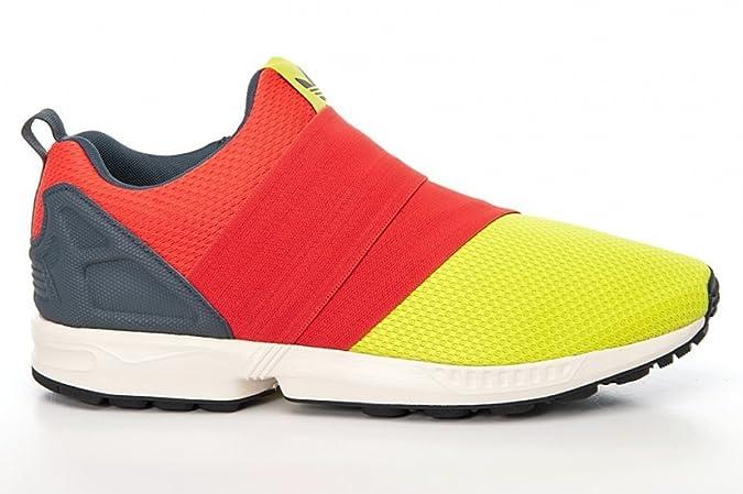 adidas Originals ZX Flux Slip On Schuhe Herren Sneaker