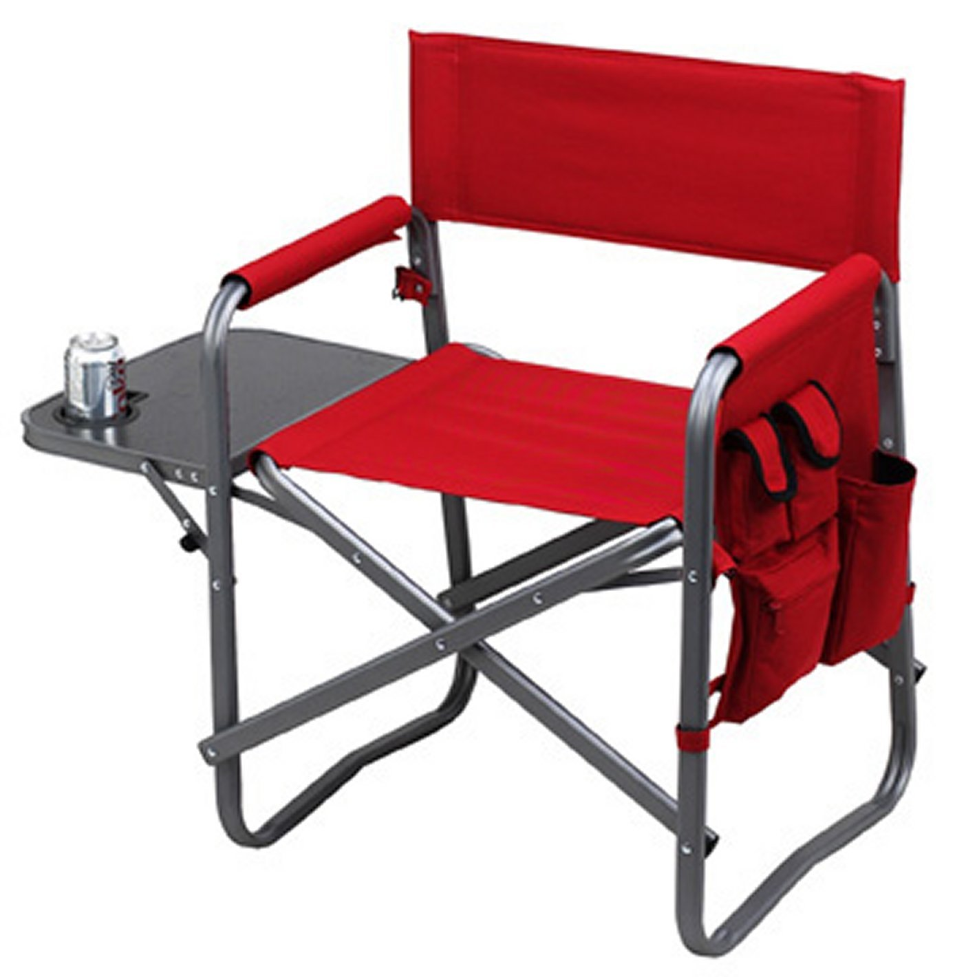 Amazon.com: Picnic At Ascot Portable Folding Sports Chair  Extra Wide    Black: Kitchen U0026 Dining