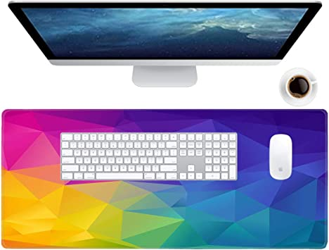 Science and Technology Mouse Pads Non-Slip Gaming Office Mouse Pad Rectangular Rubber Mouse Pad