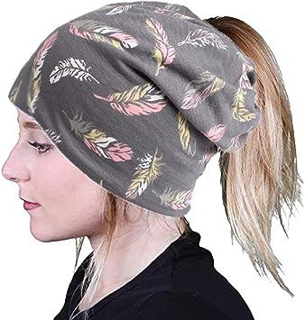 RISTHY Pañuelos Oncologicos para Mujer,Musulmán Turbante Sombrero ...