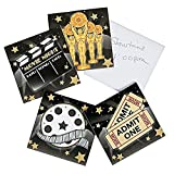 Movie Night Party Favor Notepads (24-Pack)