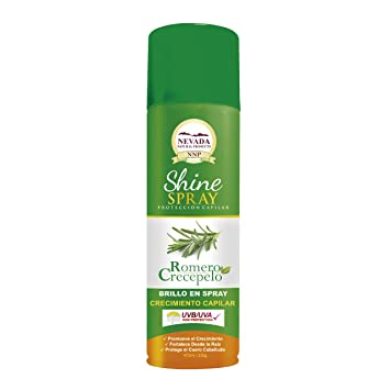 Amazon.com: NNP SHINE SPRAY ROMERO 472ML: Beauty