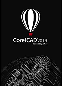CorelCAD 2019 Design and Drafting Software - Upgrade [PC Download]