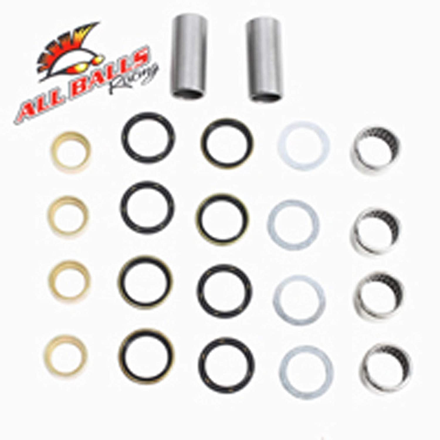 Swing Arm Bearing Kit For 2012 KTM 300 XC-W Offroad Motorcycle~All Balls 28-1168