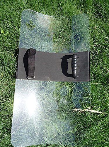 Clear Polycarbonate Shield Anti Riot Shield 3.5mm PC Sheet