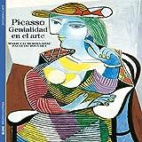 img - for Picasso: Genialidad en el arte (Biblioteca ilustrada) (Spanish Edition) book / textbook / text book