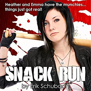 Snack Run Audiobook