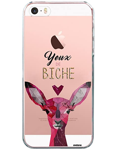 coque iphone 7 biche