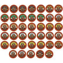 Custom Variety Pack 40 Count Hot Chocolate Single Serve Cups for Keurig K Cup Variety Pack Sampler