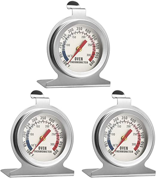"""100-300c Oven Thermometer 2/"""" Dial"""