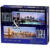 : Night & Day City Puzzle - New York City