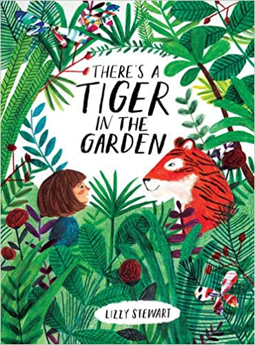 Image result for there's a tiger in the garden