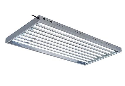 Amazon.com : TopoGrow T5 Grow Light Kit 4FT 8-Lamp Fluorescent ...