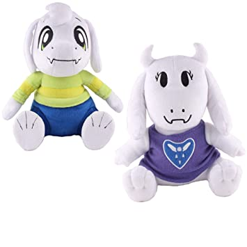 New Arrival Undertale Asriel & Toriel Plush Stuffed Doll Toy Good Gift for Kids