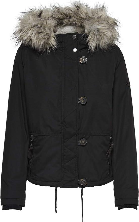 Only Onlpeyton AW Short Fur Jacket CC Otw Chaqueta para Mujer