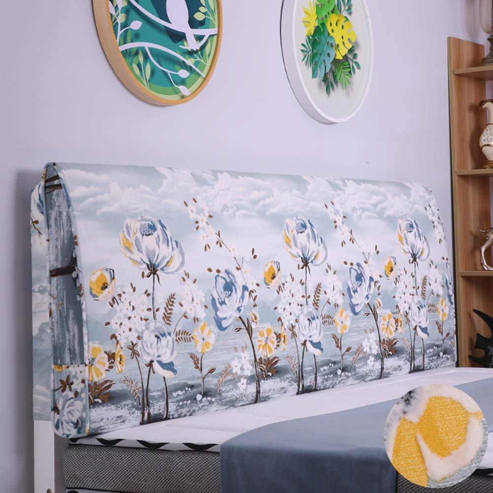 Pengfei Bett Kopfteil Kissen Ruckenlehne Sofa Bedside Softcase