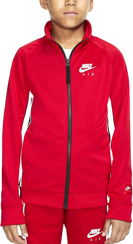 Nike Older Kids BV3603-657 - Chándal para niño, color rojo: Amazon.es: Ropa y accesorios