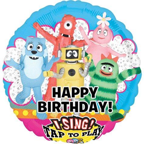 Yo Gabba Gabba Birthday Sing-A-Tune 28