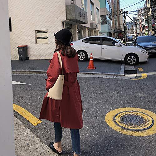 Long Moyen Vent Cor DFSXCZ Thin Coupe Outillage Femme TwqnYXax