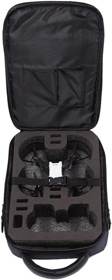Black Gbell Waterproof Portable Shoulder Bag Storage Box Case Bacpack Travel Carry for DJI Tello Drone