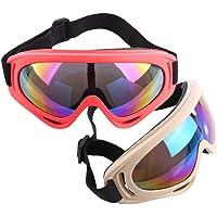 Mecotech Gafas de Protección Set 2 Gafas Protectoras