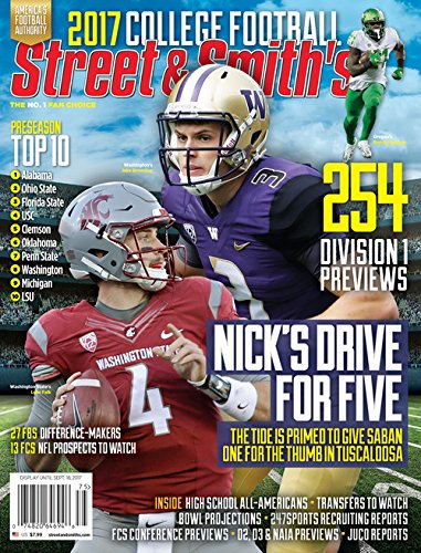 Street & Smith's 2017 College Football Yearbook Region 14 PDF