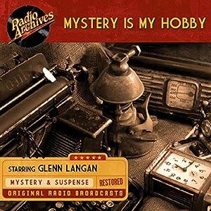 Mystery Is My Hobby Radio/TV Program