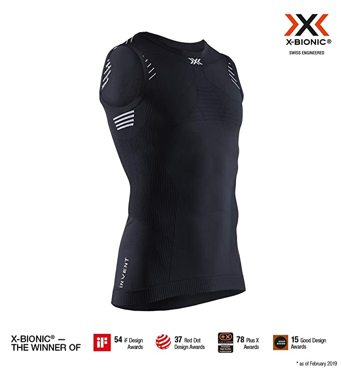 X-Bionic In-yt01s19m T-Shirt, Hombre