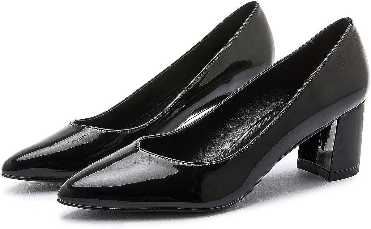 FRACORA Women's High Heels Dress Pumps