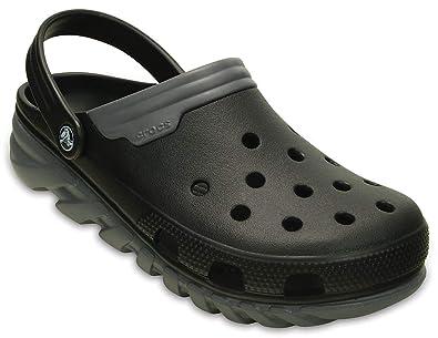 Amazon.com: Crocs Mens and Womens Duet Max Clog: Crocs: Shoes
