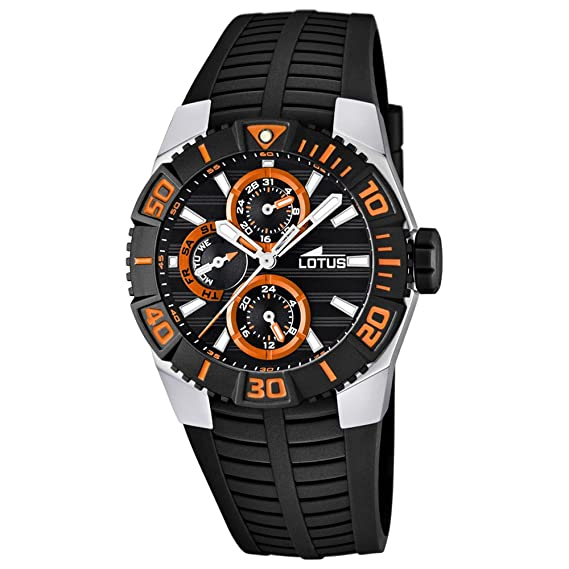 GENUINE LOTUS Watch MARC MARQUEZ SPORT Male - 15779-7: Lotus: Amazon.es: Relojes