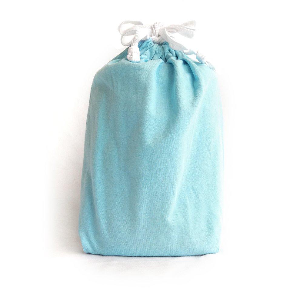 Miracle Baby Echarpe de Portage En Coton Tricot Naturel Douce Pour Les Bébés Jusqu'à 15, 9kg, Echarpe Coton Tricot Enveloppe Bébé de Manière Elégante et Confortable