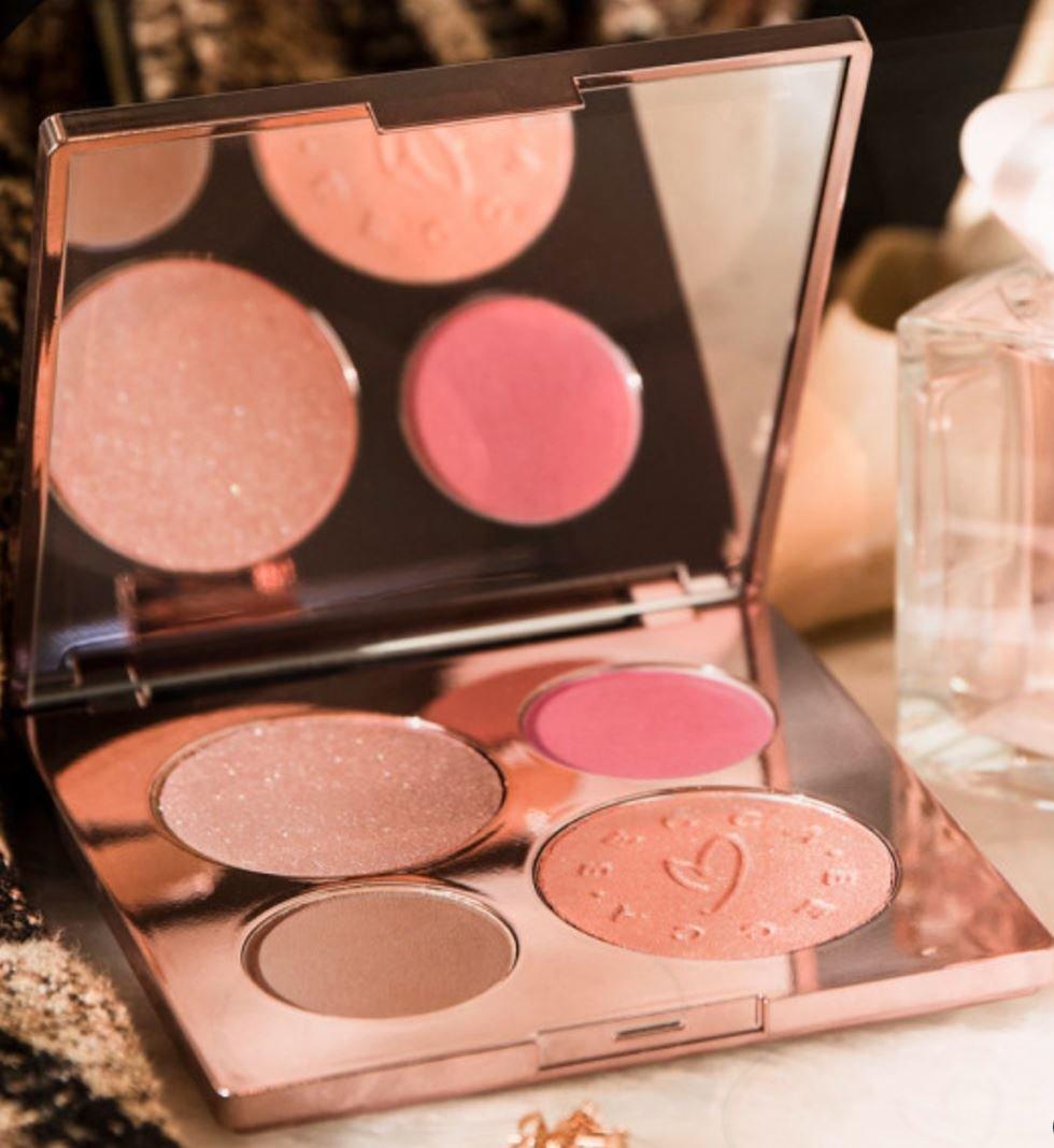 Becca X Chrissy Teigen Glow Face Palette by Becca Cosmetics (Image #2)