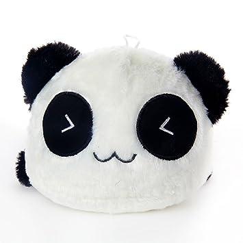 Amazon.com: Bonito Panda de peluche acostado/almohada de ...