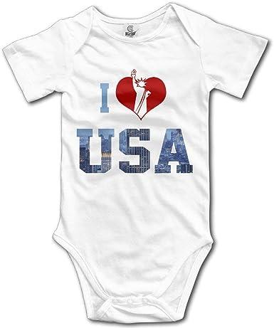 Bebé 100% algodón Camiseta de Manga Corta Camiseta de niño pequeño ...