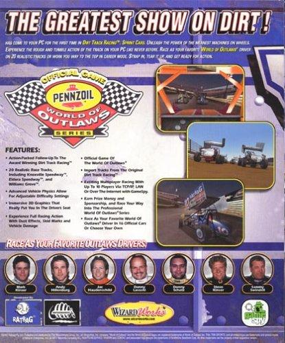 Dirt Track Racing Sprint Cars Windows