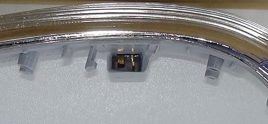 Pro!Carpentis Blinker LED Spiegelblinker RECHTS f/ür Au/ßenspiegel kompatibel mit Qashqai J11 und X-Trail T32 ab 2014