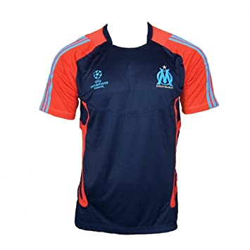maillot entrainement Olympique de Marseille ÉQUIPE