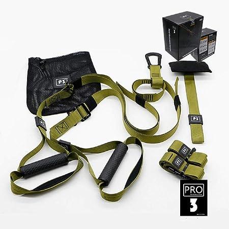 TRX Pro 3 bandas de resistencia para fitness - Cinturón de ...