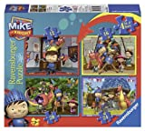 Mike The Knight: Life with Mike Puzzle, 12, 16, 20 and 24-Piece
