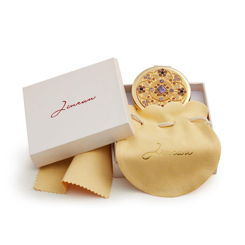 Amazon.com: Espejo de maquillaje de Jinvun: espejo de lujo ...