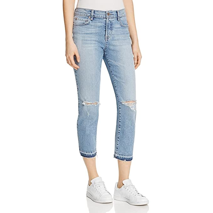 de93ff6bf997 Pistola Womens Charlie Light Wash High Rise Jeans at Amazon Women's ...