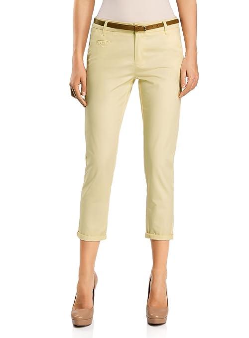 5b384638da Opinioni per oodji Ultra Donna Pantaloni Chino con Cintura