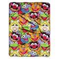 Disney, Muppets, Muppet Mania 46-Inch-by-60-Inch Micro-Raschel Blanket by The Northwest Company