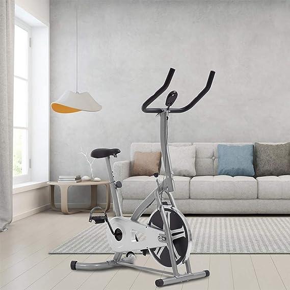 Warm House Spin Bike Fixed Indoor/Outdoor Bike