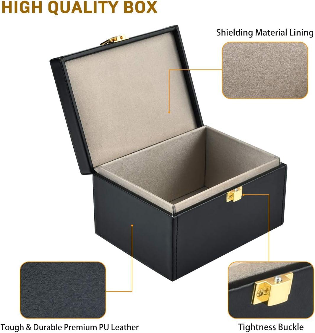 Miavogo Faraday - Caja para Llaves de Coche: Amazon.es: Coche y moto